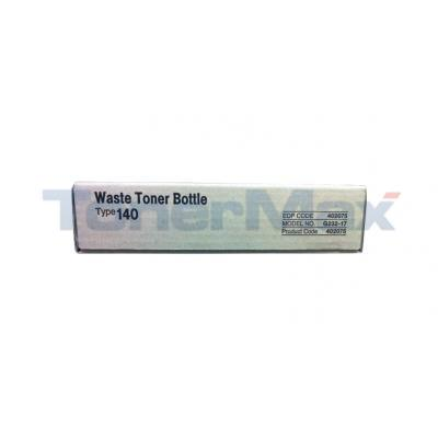 RICOH CL1000 TYPE 140 WASTE TONER BOTTLE